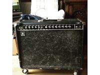 Music Man 212HD 130 watts (1975) Guitar Amp (LIKE A HEAVIER FENDER TWIN REVERB)
