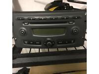 Smart car stereo 451/450