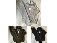 Moncler Hooded Tracksuit: S M L XL (Ralph Lauren Nike stone island north face Armani Versace Gucci)
