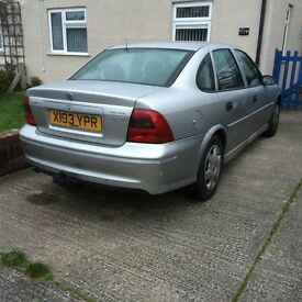 Reliable , good on fuel, 12 months MOT