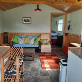 Fully refurbished one bed chalet for sale on Isle of Sheppey, Eastchurch.
