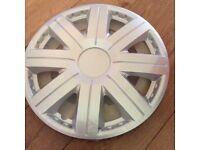 Brand new in box 15 inch wheel trims
