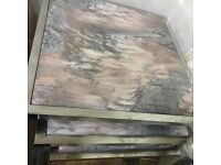 3 size Genuine Marble Coffee Table stand