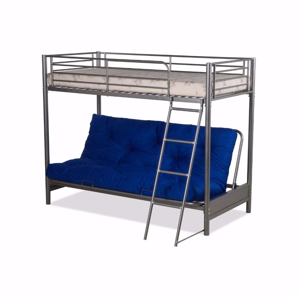 Futon Bunk Bed For