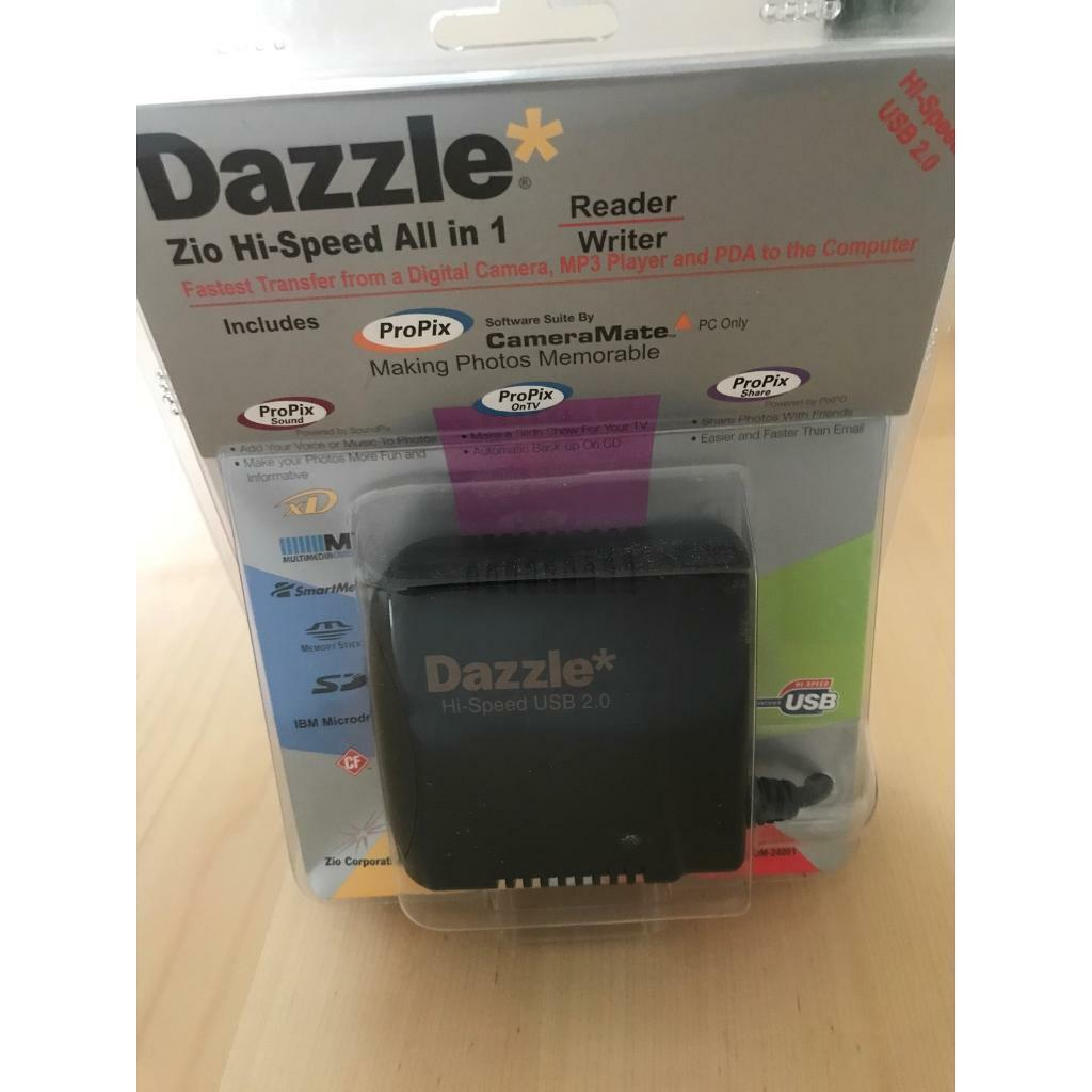 DAZZLE SD CARD READER DRIVERS DOWNLOAD