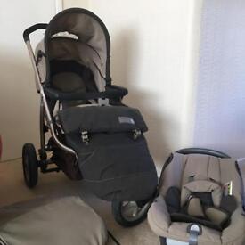 Mamas & Papas Push Chair plus
