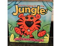 Jungle Board Book