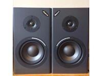 Alesis Monitor One MKII Passive Studio Monitors