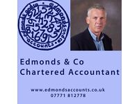 Accountant for your tax return and accountancy requirements