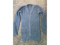 Women's wool jumper 10-12