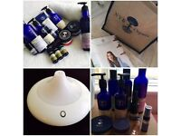Neal's Yard Remedies Independent Consultant providing facial treatments & makeup