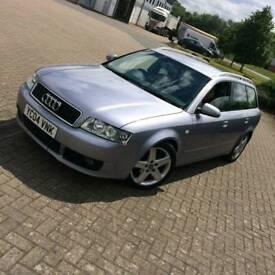 Audi A4 estate 1.9 tdci sport