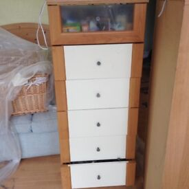 Chest of drawers ,6 drawers