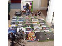Xbox 360 & Kinect 4GB/GO