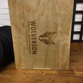 Wolerson Plyometric Box