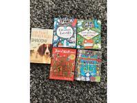 Children's books £2.00 each