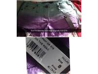 Size 8 brand new with tag shorts