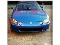 Honda Crx/ Del sol Sir/Vti/Eg/Civic/Import