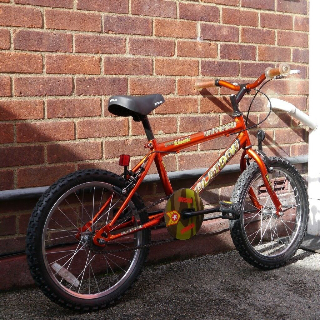 "18"" Boys Mountain Bike, Universal Platoon"