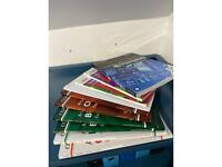 A level & AS OCR A Revision / Work books