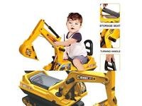 Children's Ride On Excavator/Digger