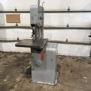 """(USED) VERTICAL BAND SAW / DO-ALL 12 x 16"""""""