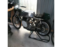 Rickman Metisse Weslake 750cc Racing Bike
