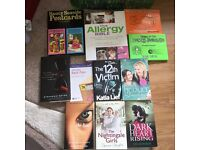 Job Lot Of books open to offers
