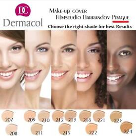 Dermacol full coverage foundation