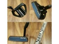 Rife 2 Bar Putter