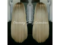 Hair Extension Specialist - Micro rings, LA Weave, Nano Rings & Tape Extensions