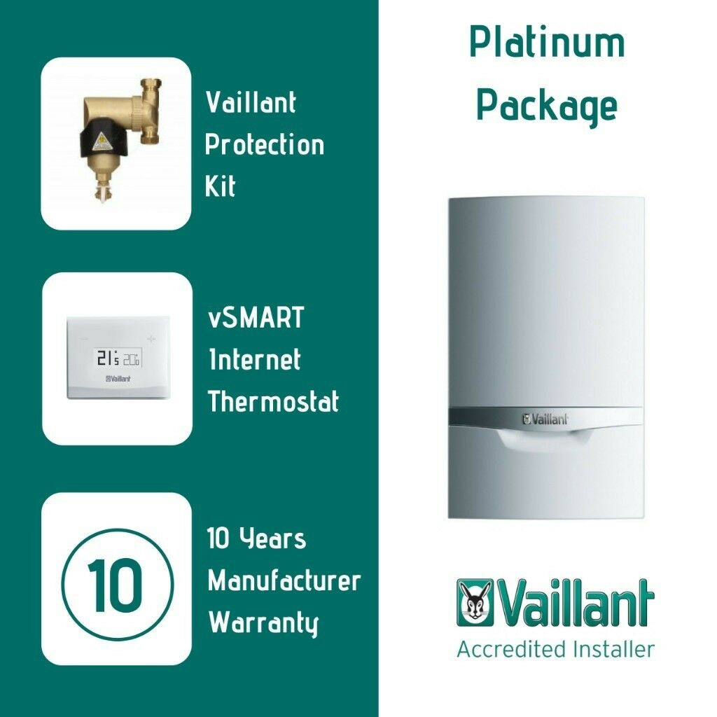 Vaillant Boilers From £1425 Supply & Fit / Boiler Installation ...