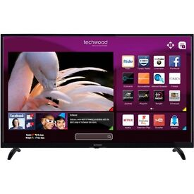 55inch techwood smart TV