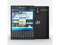 "Blackberry Passport 4G LTE 32GB 13MP Unlocked Smartphone GSM 4.5"""