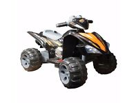 *NEW* ELECTRIC Ride-on Quad Bike Childrens Toy Quadbike + CHARGER