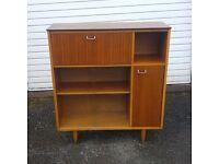 Avalon Yatton vintage bureau bookcase