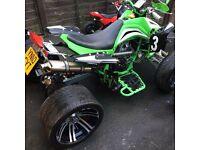 Road legal 250cc quad 2010