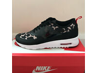 "Nike Womens Air Max Thea Liberty QS ""Cameo"", Size UK 4.5"