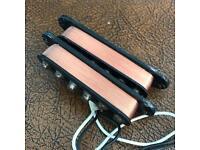 Fender Strat Stratocaster pickups alnico