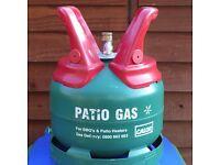 Patio Gas Bottle - 5kg - Full of Gas