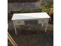Wooden John Lewis dressing table.
