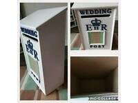 Wedding Decorations/Chair Sashes/Postbox etc