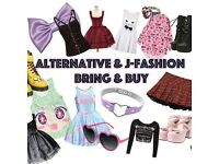 Fundraising Alternative Fashion Bring & Buy