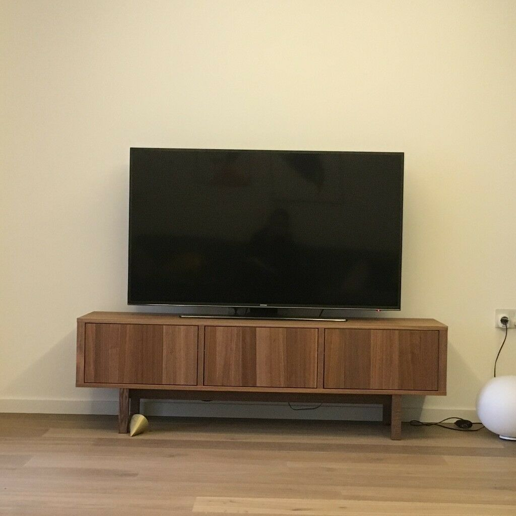 ikea stockholm tv bench in london gumtree. Black Bedroom Furniture Sets. Home Design Ideas