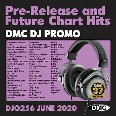 DMC, L@@K What's New; JUNE DJ ONLY/PROMO 256, 48 TRACKS 2xCDs.