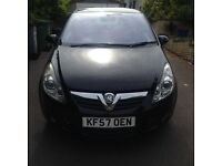 Vauxhall corsa SXI low mileage