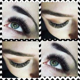 eyelash extensions eyelashes styling