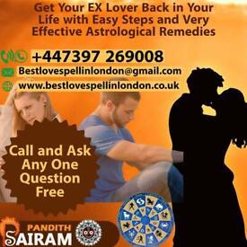 Best-Top Astrologer/Spiritual healer/black magic removal/Psychic reader/how to get my Ex Love Back..