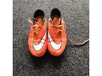 Junior Nike football boots soft ground Hypervenom