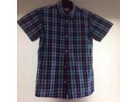 Kids short sleeved shirt